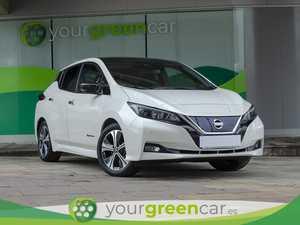 Nissan Leaf N-Connecta Bitono 40 kWh   - Foto 3