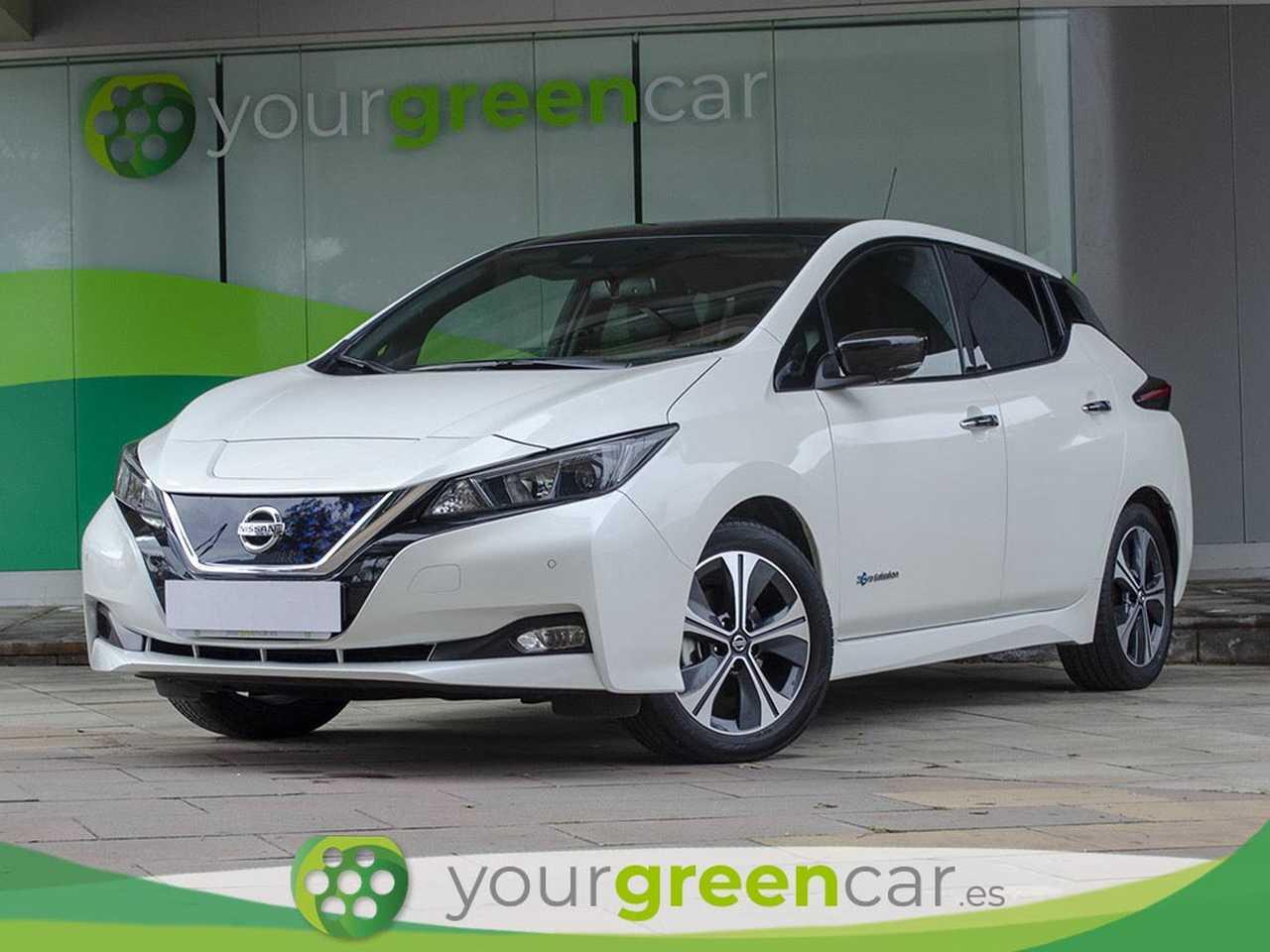 Nissan Leaf N-Connecta Bitono 40 kWh   - Foto 1