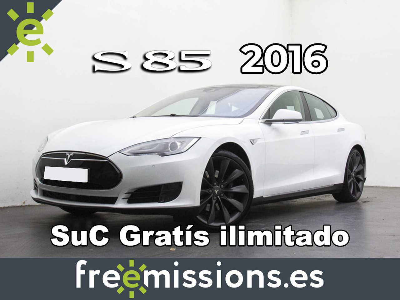 Tesla Model  S 2016 Turbine 21 SuC Gratis   - Foto 1