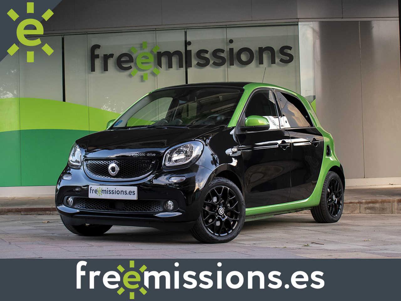 Smart Forfour Electric Drive   - Foto 1