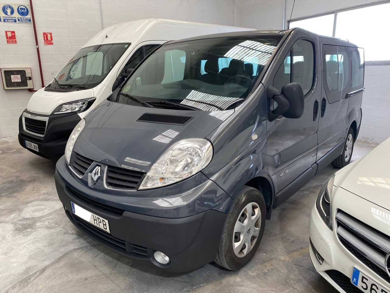 Renault Trafic 2.0 115cv   - Foto 1