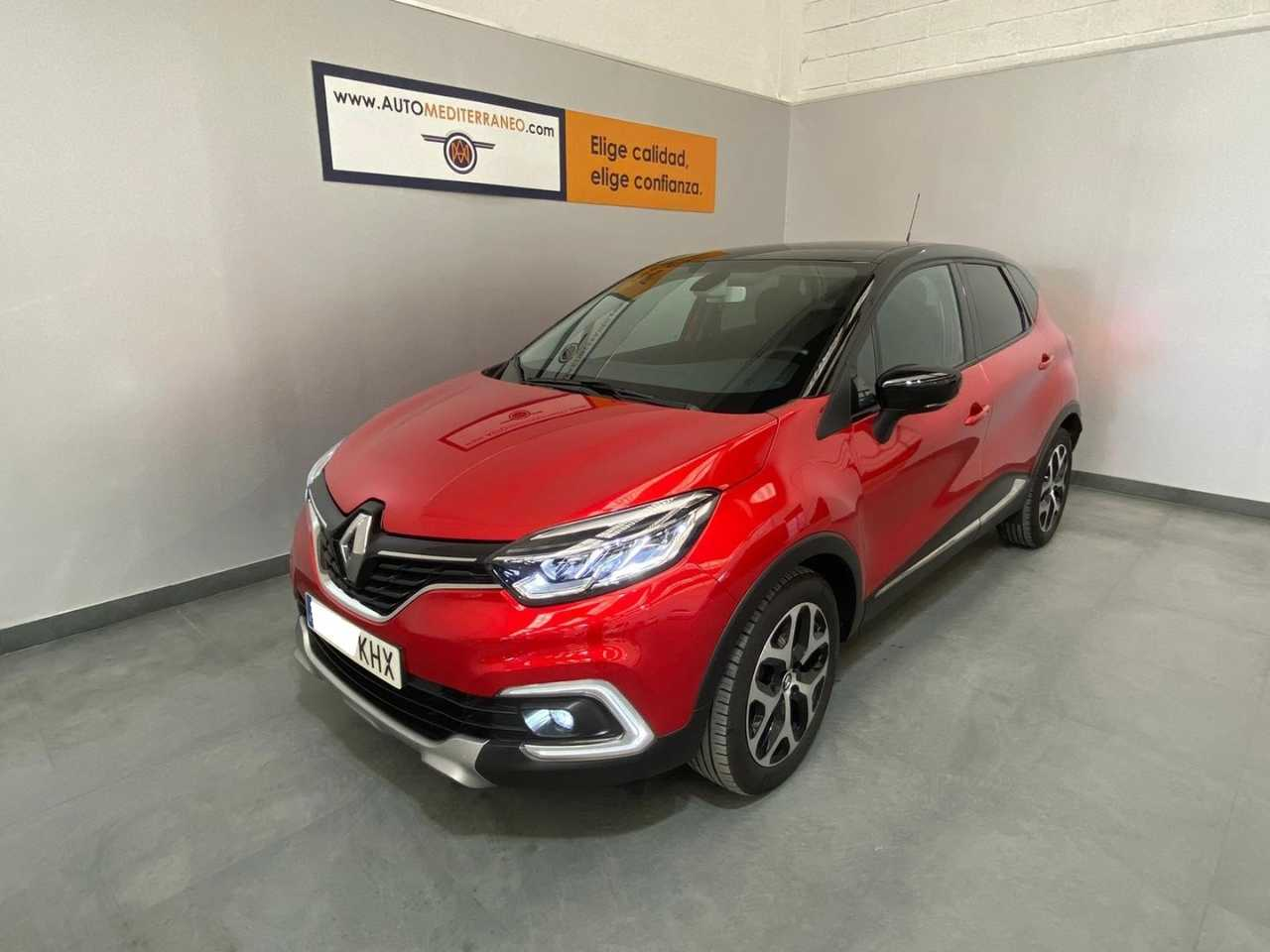 Renault Captur 1.5 90cv   - Foto 1