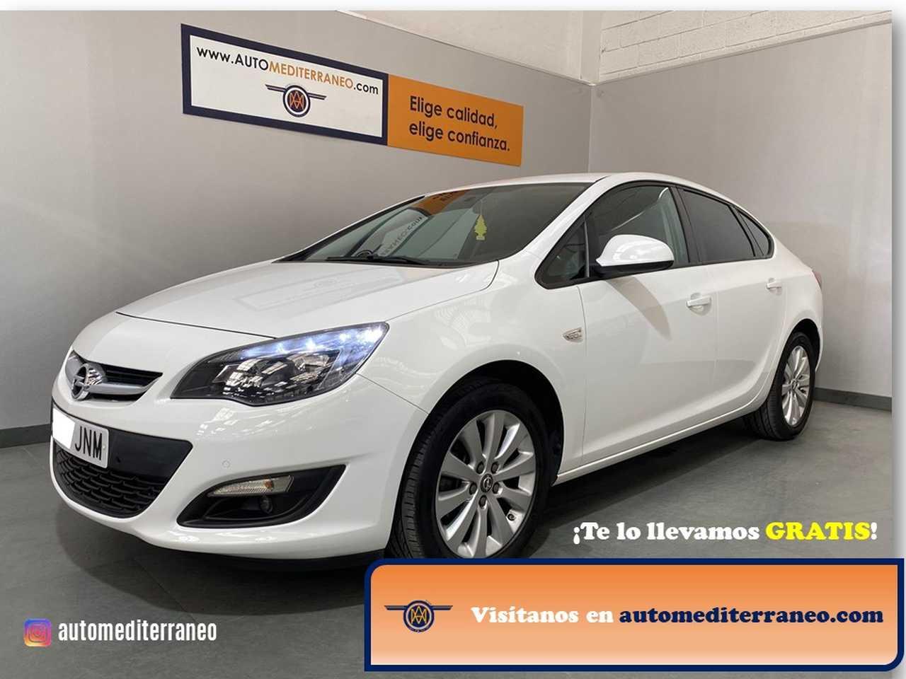 Opel Astra 1.6 136cv Diesel   - Foto 1