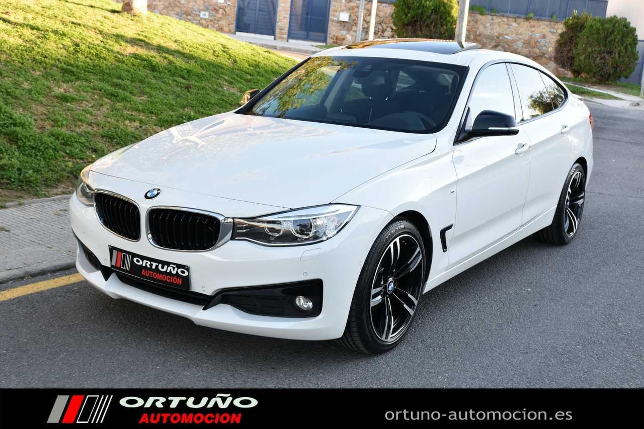 BMW Serie 3 serie 3 320d gran turismo   - Foto 1