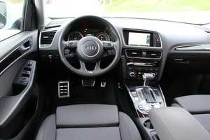 Audi Q5 2.0 tdi 177cv quattro s tronic ambition   - Foto 11