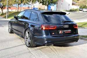 Audi A6 black line 3.0 tdi 160 q s tronic avant   - Foto 4
