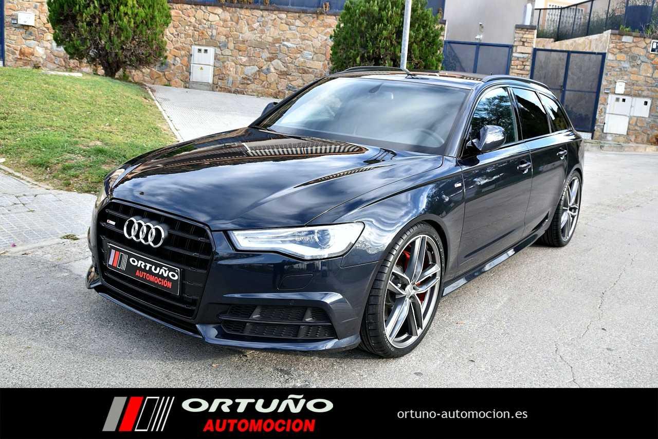 Audi A6 black line 3.0 tdi 160 q s tronic avant   - Foto 1