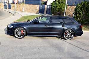 Audi A6 black line 3.0 tdi 160 q s tronic avant   - Foto 3