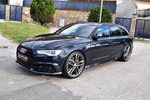 Audi A6 black line 3.0 tdi 160 q s tronic avant   - Foto 24