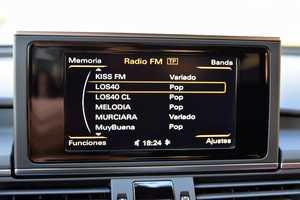 Audi A6 black line 3.0 tdi 160 q s tronic avant   - Foto 76