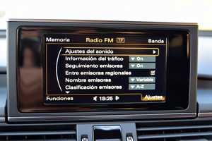 Audi A6 black line 3.0 tdi 160 q s tronic avant   - Foto 77