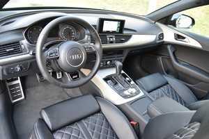 Audi A6 black line 3.0 tdi 160 q s tronic avant   - Foto 8