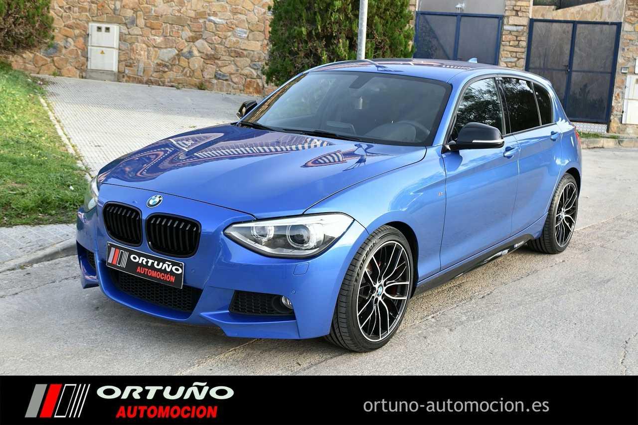 BMW Serie 1 116d m sport edition   - Foto 1