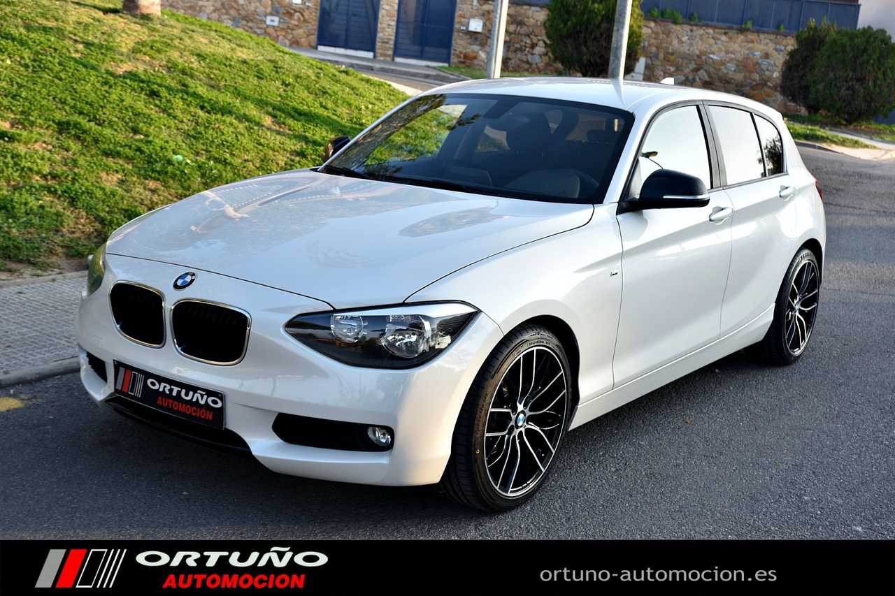 BMW Serie 1 116d efficientdynamics   - Foto 1