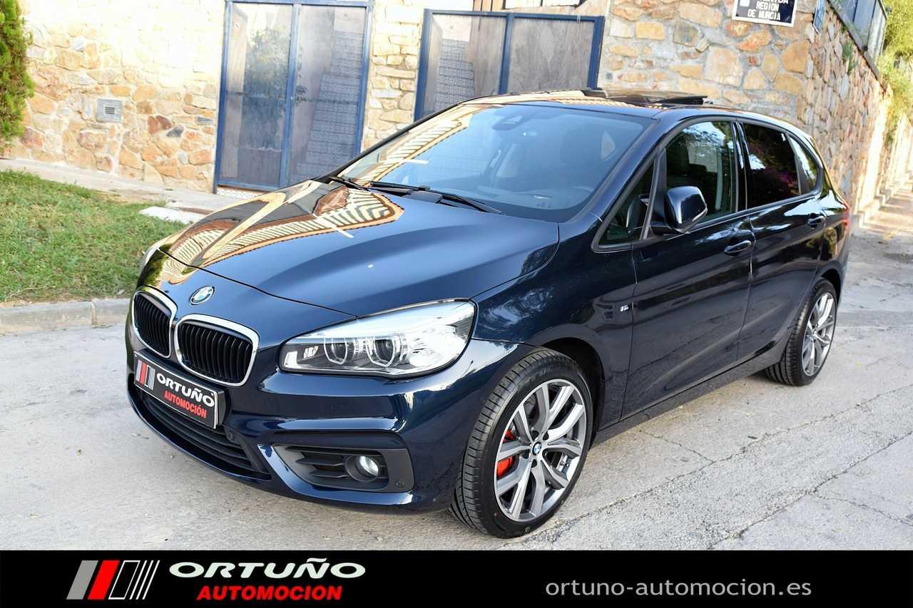 BMW Serie 2 Active Tourer 218d 150cv   - Foto 1