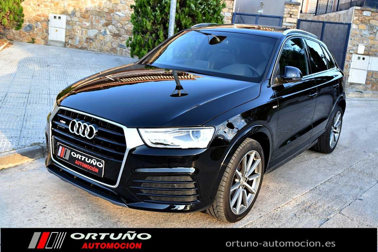 Audi Q3 Sport edition 2.0 TDI 184CV quattro   - Foto 1