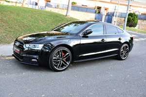 Audi A5 sportback s line ed 3.0 tdi 245 quat str   - Foto 21