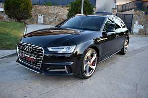 Audi A4 avant 2.0 tdi 140kw190cv s tron sport   - Foto 23