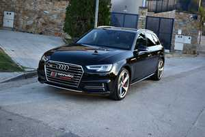 Audi A4 avant 2.0 tdi 140kw190cv s tron sport   - Foto 24
