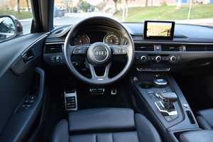 Audi A4 avant 2.0 tdi 140kw190cv s tron sport   - Foto 47