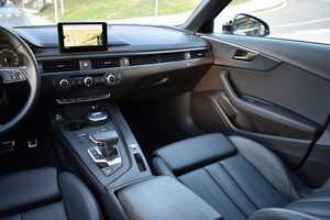 Audi A4 avant 2.0 tdi 140kw190cv s tron sport   - Foto 48