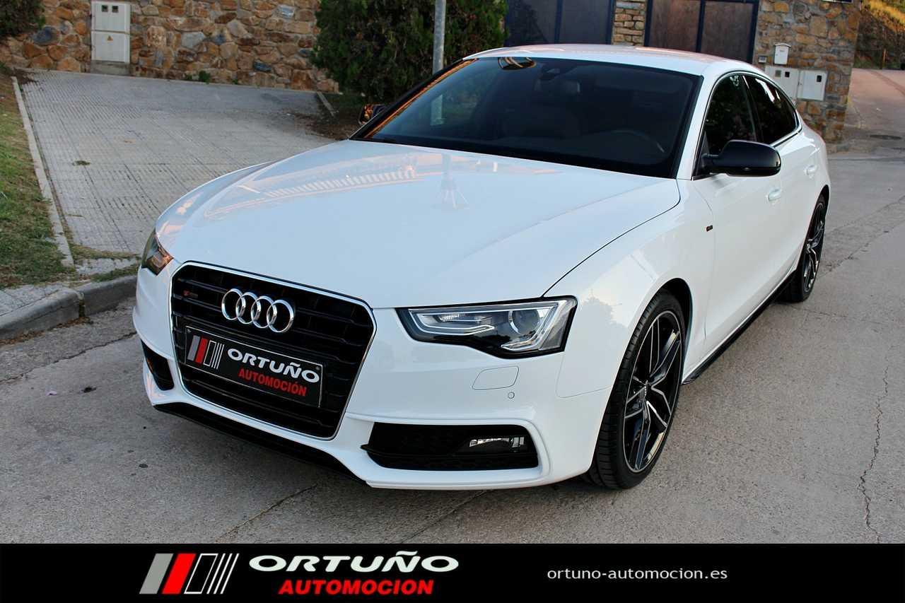 Audi A5 sportback 2.0 tdi clean 150cv s line ed   - Foto 1