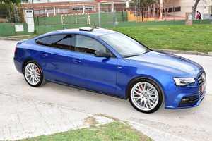 Audi A5 sportback 2.0 tdi clean 190cv s line ed   - Foto 32
