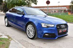 Audi A5 sportback 2.0 tdi clean 190cv s line ed   - Foto 34
