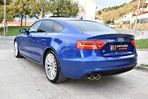Audi A5 sportback 2.0 tdi clean 190cv s line ed   - Foto 3