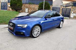 Audi A5 sportback 2.0 tdi clean 190cv s line ed   - Foto 24