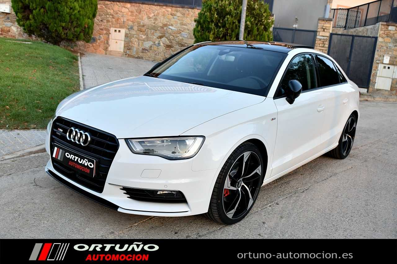 Audi A3 Sedan 2.0 TDI clean 184cv qua  Str Advanced   - Foto 1