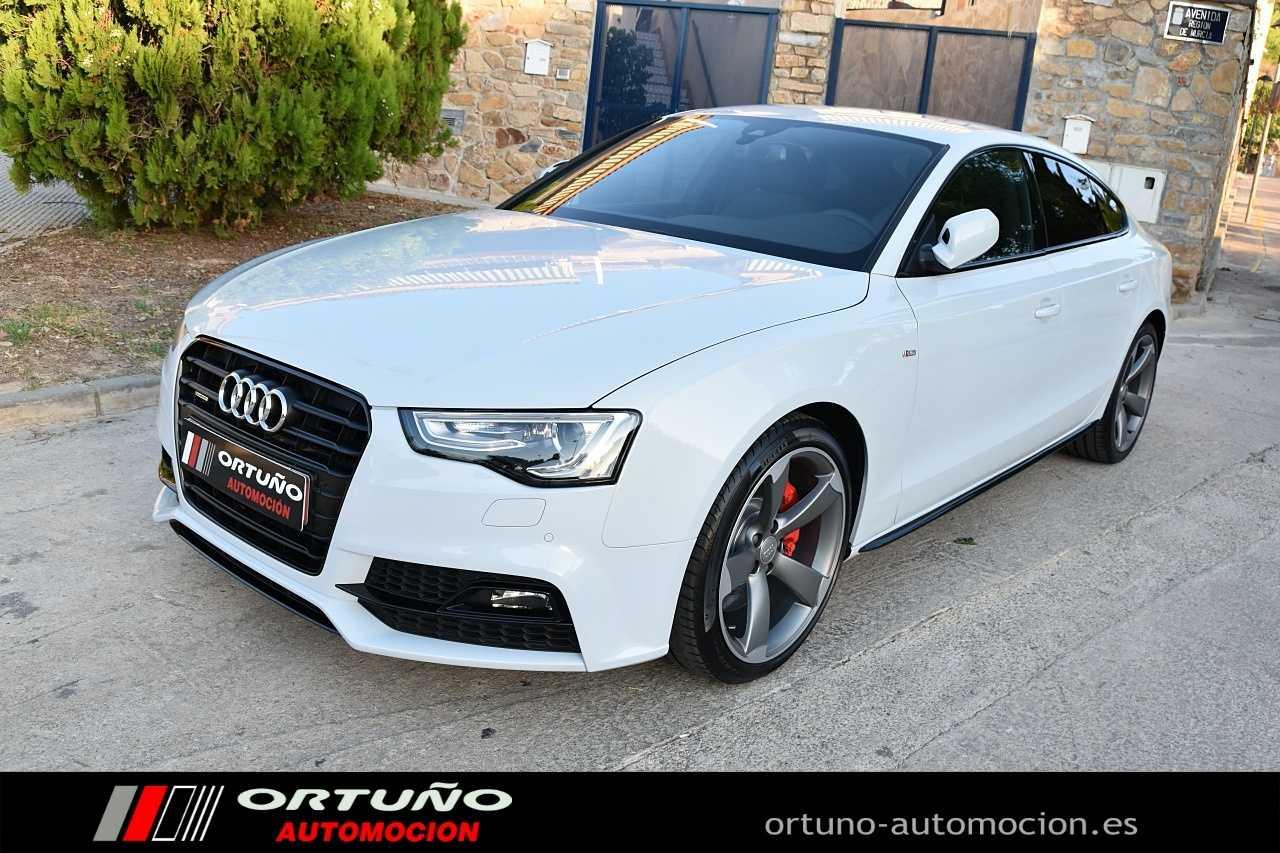 Audi A5 sportback s line ed 3.0 tdi 245 quat str   - Foto 1