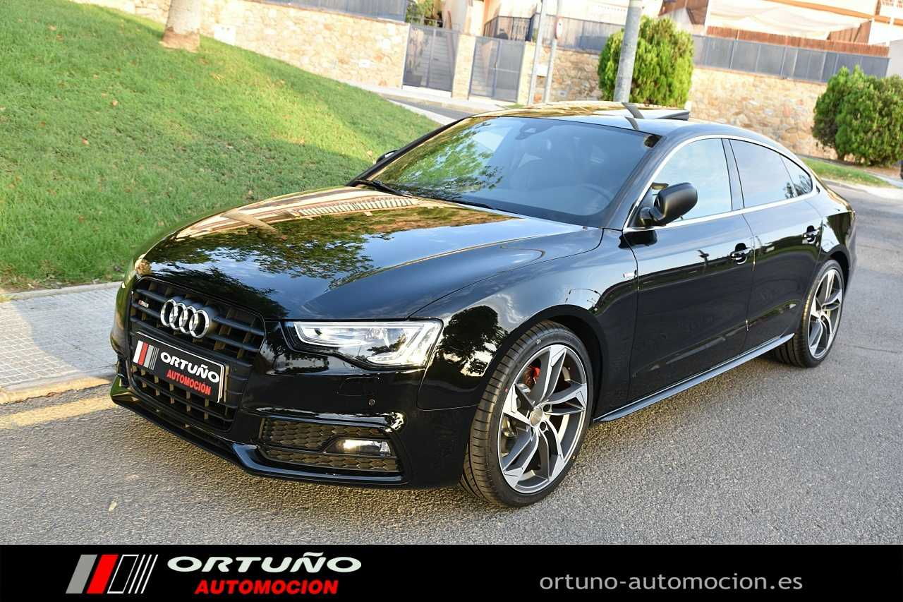 Audi A5 sportback 2.0 tdi clean 190cv s line ed   - Foto 1