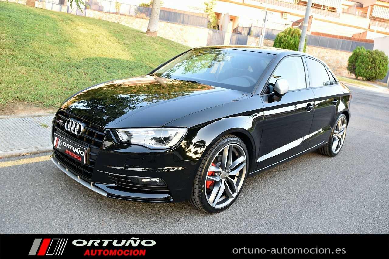 Audi A3 sport edition 2.0 TDI Sedan 4p.   - Foto 1