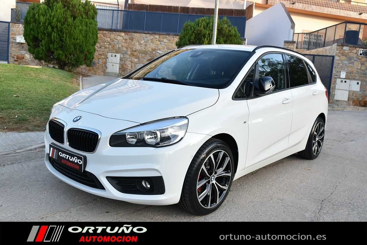 BMW Serie 2 Active Tourer 218d 150cv   - Foto 1