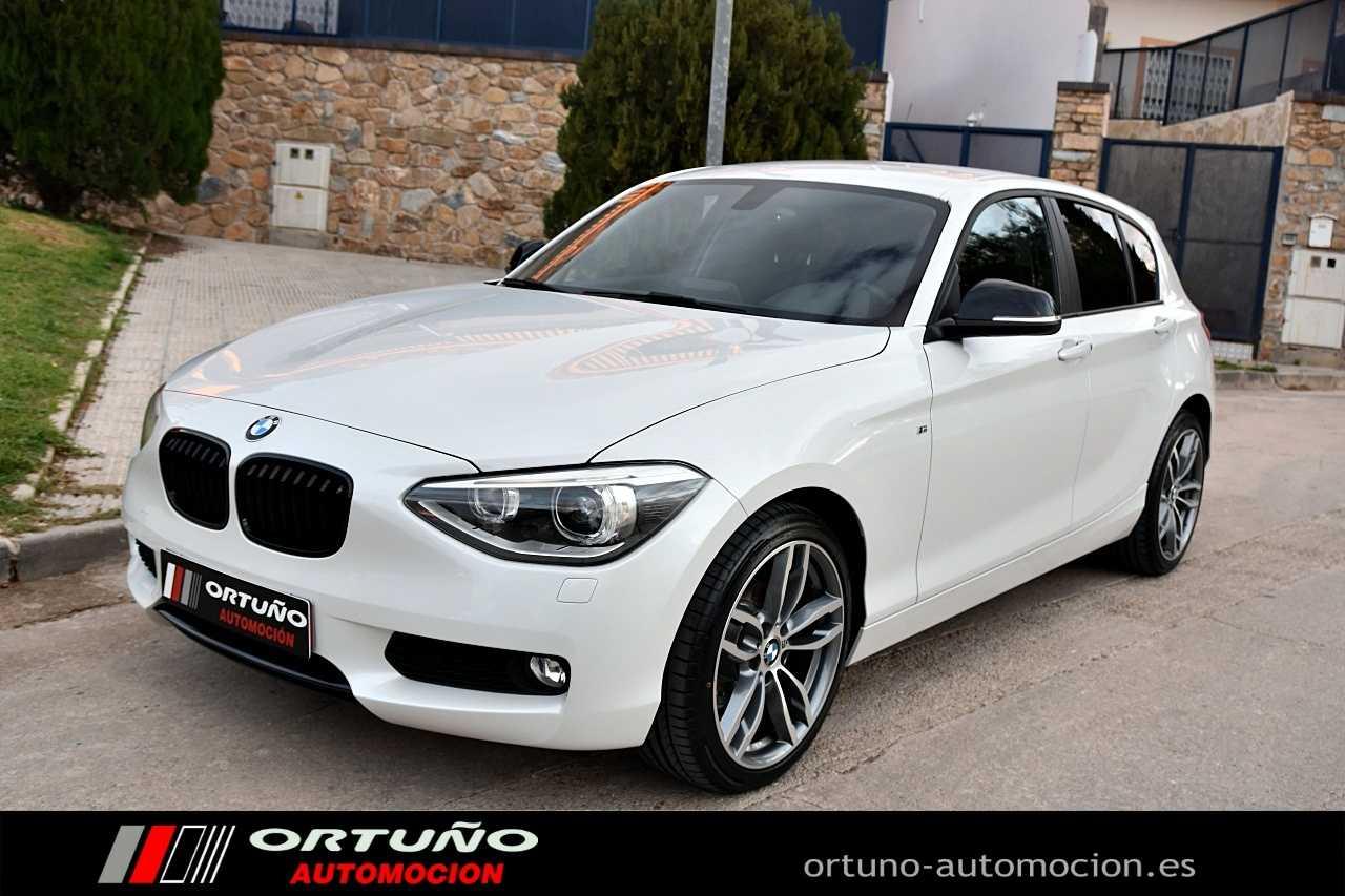 BMW Serie 1 118d efficientdynamics   - Foto 1