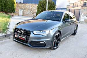 Audi A3 Sportback  2.0 TDI clean d 150cv S line ed   - Foto 18