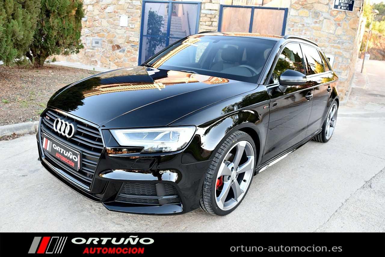 Audi A3 Sportback Black line edition 2.0 TDI 150cv   - Foto 1