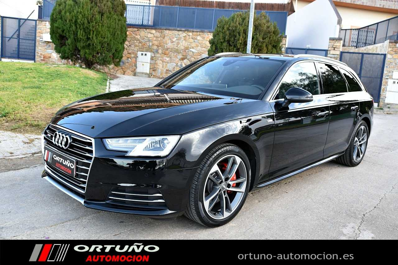 Audi A4 Avant 2.0 TDI 140kW190CV S tron sport 5p.   - Foto 1