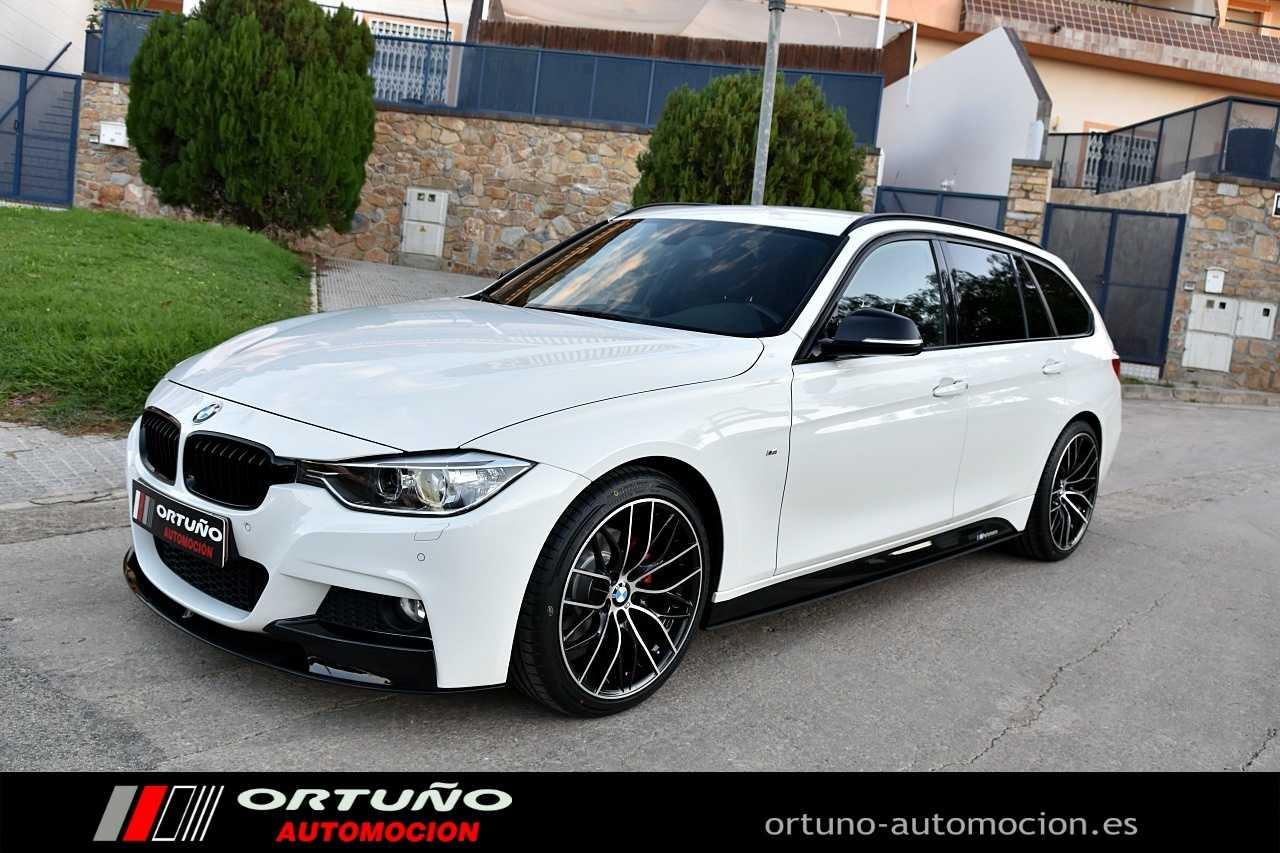 BMW Serie 3 320d 184CV   - Foto 1