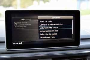 Audi A4 Avant 2.0 TDI 140kW190CV S tron sport 5p.   - Foto 75