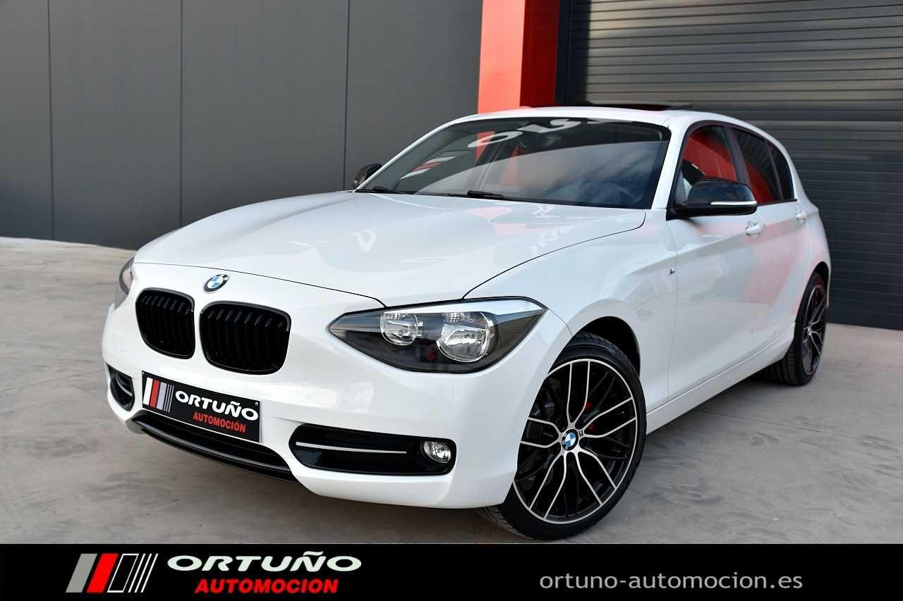 BMW Serie 1 118d sport   - Foto 1