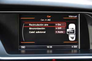 Audi A5 sportback 2.0 tdi clean 190cv quat S tro   - Foto 67