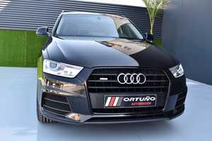 Audi Q3 Black line edition 2.0 TDI 110kW 150CV 5p.   - Foto 30