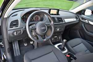 Audi Q3 Black line edition 2.0 TDI 110kW 150CV 5p.   - Foto 8