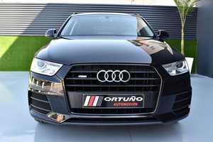 Audi Q3 Black line edition 2.0 TDI 110kW 150CV 5p.   - Foto 6