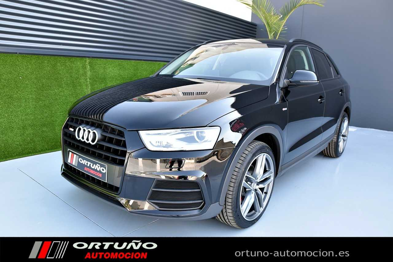 Audi Q3 Black line edition 2.0 TDI 110kW 150CV 5p.   - Foto 1