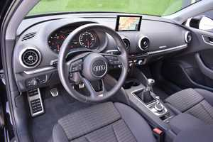 Audi A3 Sedan 2.0 TDI clean d 150cv S line ed   - Foto 33