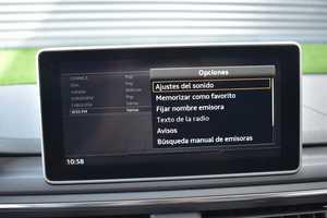 Audi A4 Avant 2.0 TDI 140kW190CV S tron sport 5p.   - Foto 101