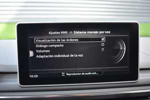 Audi A4 Avant 2.0 TDI 140kW190CV S tron sport 5p.   - Foto 113
